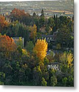 The Alhambra Palace Metal Print