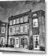 Langtons House England Metal Print