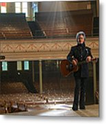 Marty Stuart Metal Print