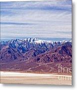 Natural Bridge Canyon Death Valley National Park Metal Print