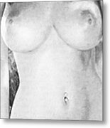Nude Women Metal Print