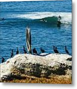 Ocean Beach Series Metal Print