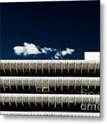 Preston Bus Station Metal Print