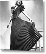 Rita Hayworth, Columbia Portrait, Circa Metal Print
