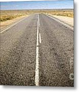 Road Ahead Metal Print