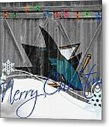 San Jose Sharks Metal Print