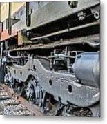 Seaboard Engine Metal Print