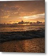 Sunrise Metal Print by Roque Rodriguez