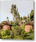 The Rock-hewn Churches Of Lalibela Metal Print