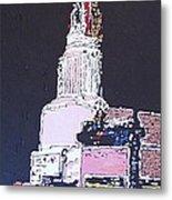 Tower Theatre Metal Print