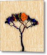 Tree Wall Art Metal Print