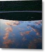 Up And Under Metal Print