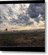 Ghost Riders In The Sky - 500050  Metal Print