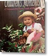 52 Children's Moments - Book Cover Metal Print