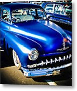 52 Ford Mercury Metal Print by Phil 'motography' Clark