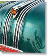 52 Pontiac Metal Print