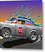 '55 Chevy Metal Print