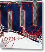 New York Giants Metal Print
