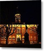 5am At Port Hope Town Hall Metal Print