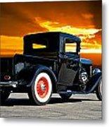 1932 Ford Pick Up Metal Print