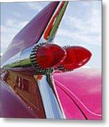 1959 Cadillac Eldorado Taillight Metal Print