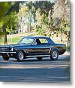 1965 Shelby Prototype Ford Mustang Metal Print