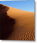 Africa, Namibia, Namib-naukluft Metal Print