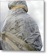 All Wrapped Up Mount Calvary Cemetery Cheektowaga New York 2008 Metal Print