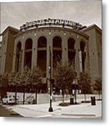 Busch Stadium - St. Louis Cardinals Metal Print by Frank Romeo