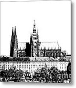Cathedral Of St Vitus Metal Print
