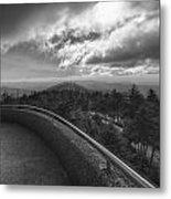 Clingmans Dome - Great Smoky Mountains National Park Metal Print