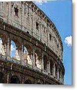 Colosseum - Rome Italy Metal Print