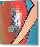 Fashion Art Metal Print