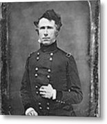 Franklin Pierce Metal Print