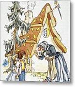 Grimm: Hansel And Gretel Metal Print