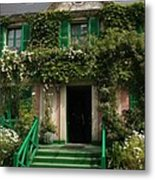 Monets Garden - Giverney - France Metal Print