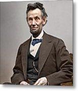 President Abraham Lincoln 6 Metal Print