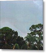 Skyscape - Tornado Forming Metal Print