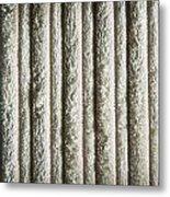 Textile Background Metal Print