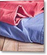 Trousers Metal Print by Tom Gowanlock