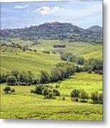 Tuscany - Montepulciano Metal Print