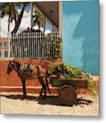 Cuba, Sancti Spiritus Province Metal Print