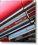 65 Malibu Ss 7827 Metal Print