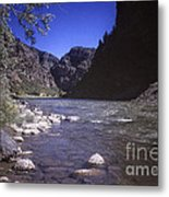 671 Sl Big River Metal Print