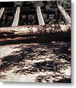 674 Sl A Finished Log 2 Metal Print