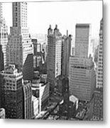 World Trade Center Metal Print