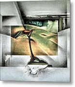 #7 Bikiniscape 2003 Metal Print