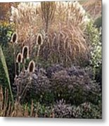 Great Dixter, East Sussex Metal Print