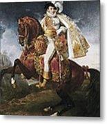 Gros, Antoine Jean, Baron 1771-1835 Metal Print