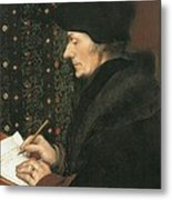 Holbein, Hans, The Younger 1497-1547 Metal Print